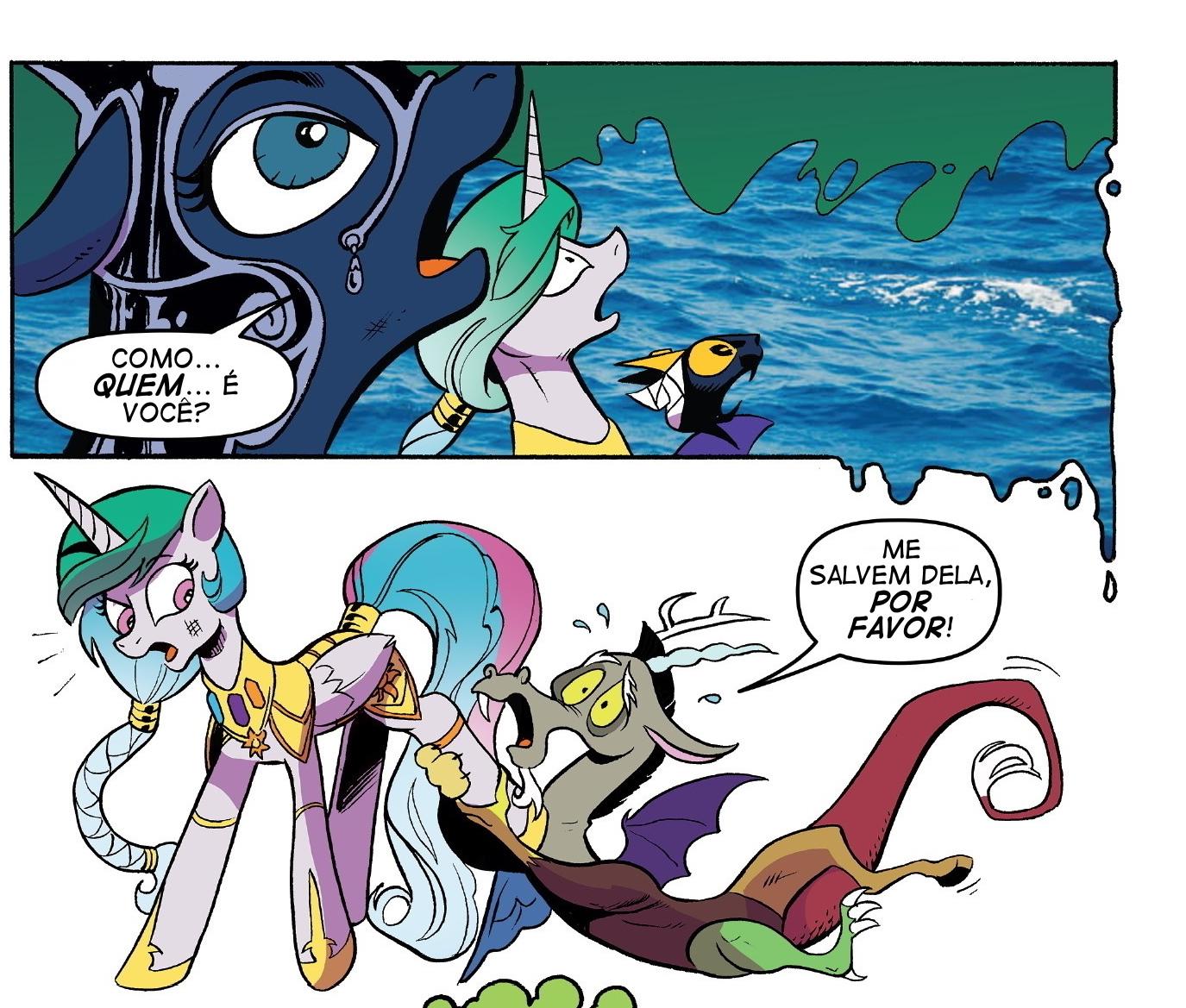 Sonic Tales: My Little Pony A Amizade é Mágica #75