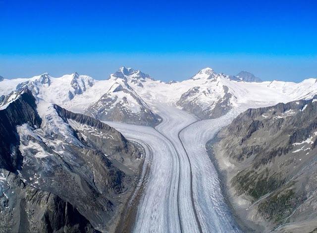Ngắm vẻ đẹp dãy núi Alps dài nhất Châu Âu 3