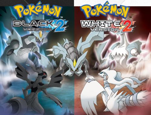 pokemon black and wight