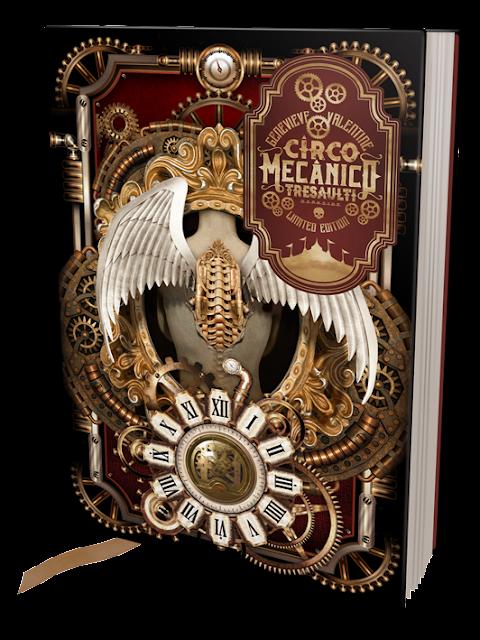 O Circo Mecânico Tresaulti por Genevieve Valentine
