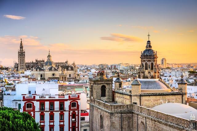 Sevilha na Espanha