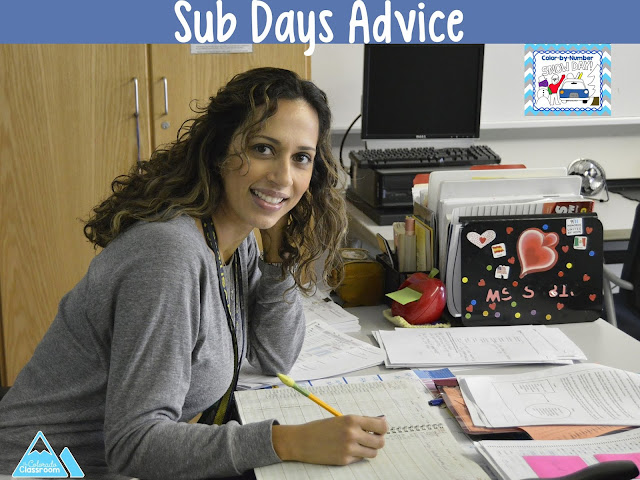 6 Tips for Sub Days so your stellar subs always return.