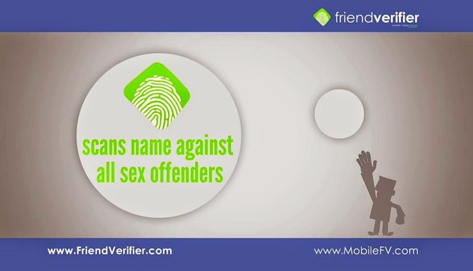 Sex offenders app
