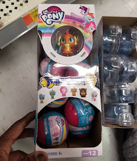MLP Mash'ems Series 12 Featuring Student 6 Now At Walmart