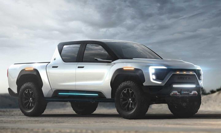 Startup xe điện 'dọa' đánh bại Ford