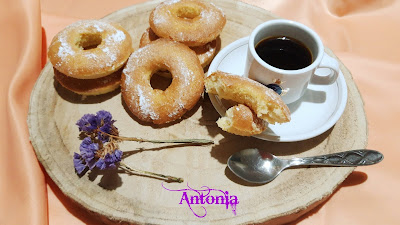 ♥♥ Roscos Donut De Anís ♥♥