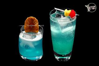top cócteles azules