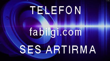 Telefon Müzik Sesi Yükseltme Uygulaması İndir Android 2021