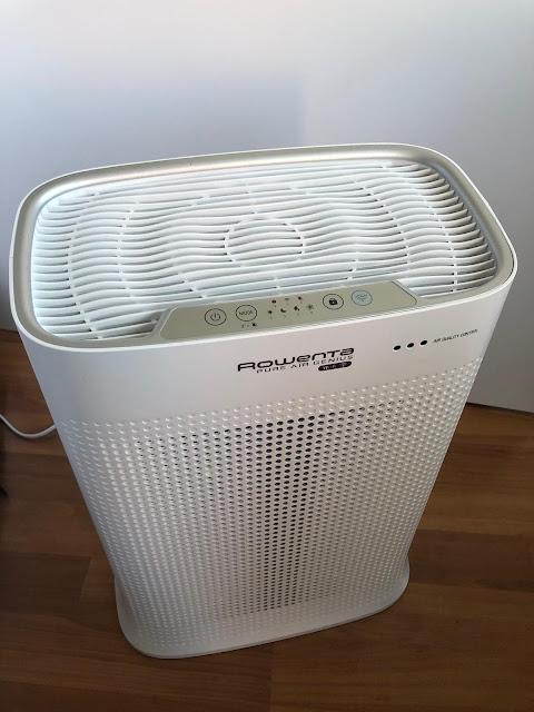 Mi experiencia con un purificador de aire en casa