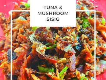 Quick and Easy Tuna and Mushroom Sisig Recipe Hack