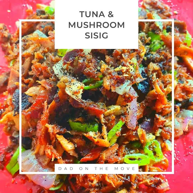 Quick and Easy Tuna and Mushroom Sisig Recipe Hack
