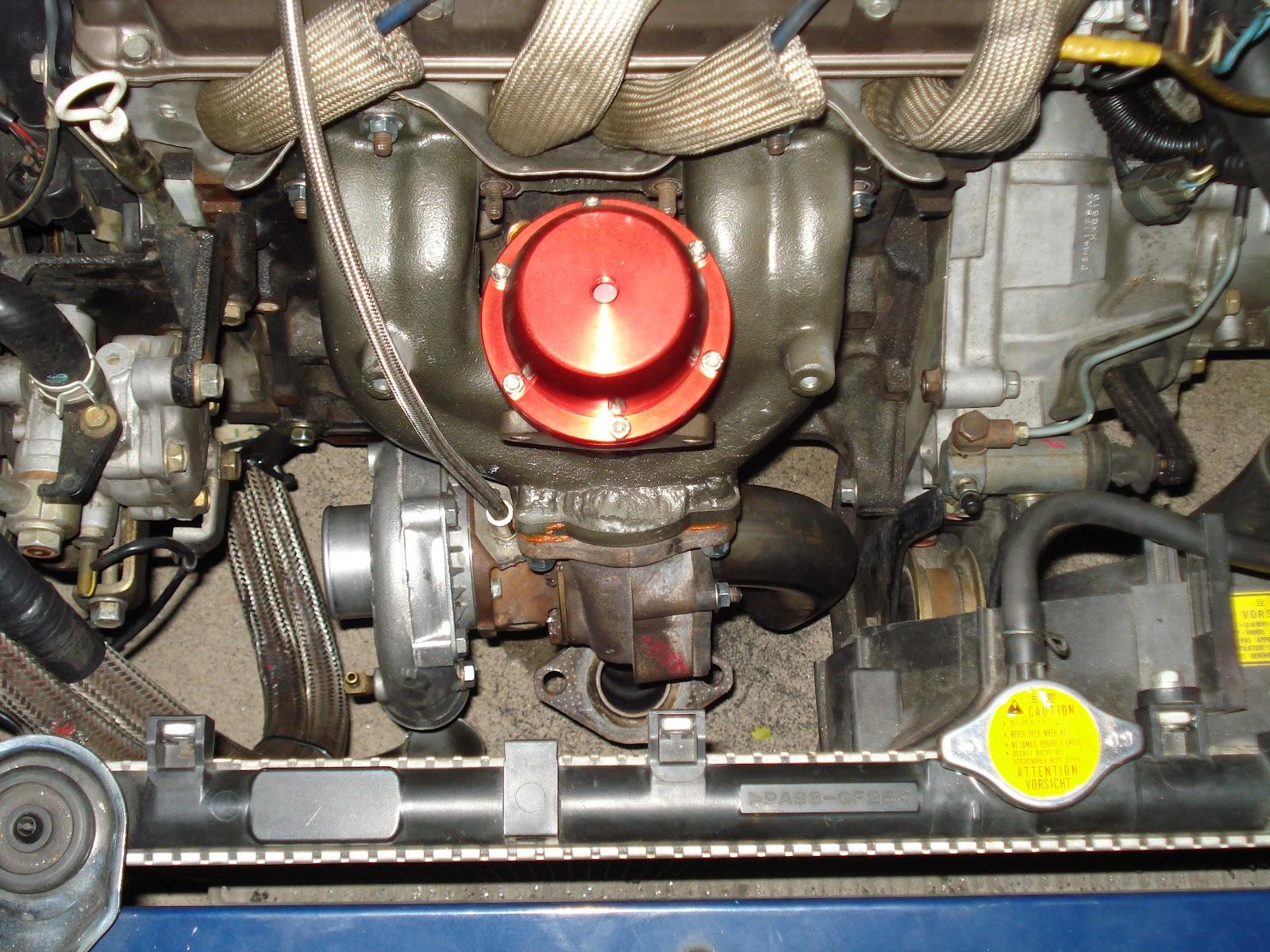 FLP Garage Works: 4G15 SOHC I4