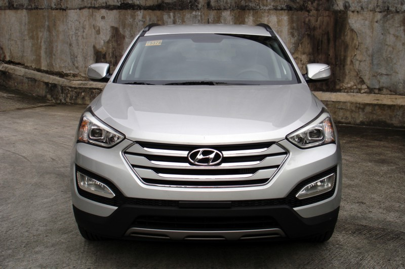 Review 2013 Hyundai Santa Fe 2wd 4wd Philippine Car News Car