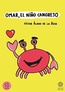 Omar, el Niño Cangrejo - Víctor Álamo de la Rosa