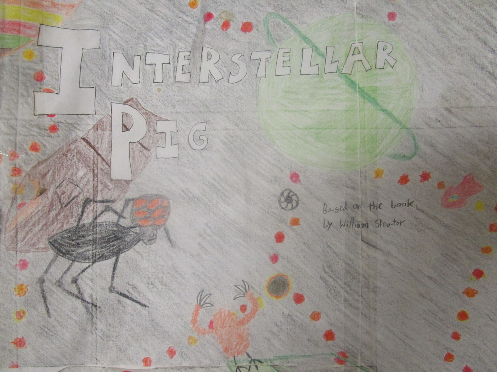 interstellar pig When three unusually attractive young adults rent the summer cottage next door,  barney's boring vacation at the beach seemingly takes a turn for the better.