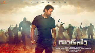 Saaho Poster 2