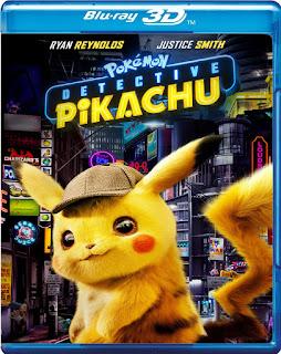 Pokémon: Detective Pikachu [BD25 3D] *Con Audio Latino