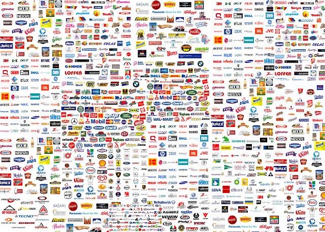 Logos De Todo Tipo De Marcas Del Mundo En Grande Imagui