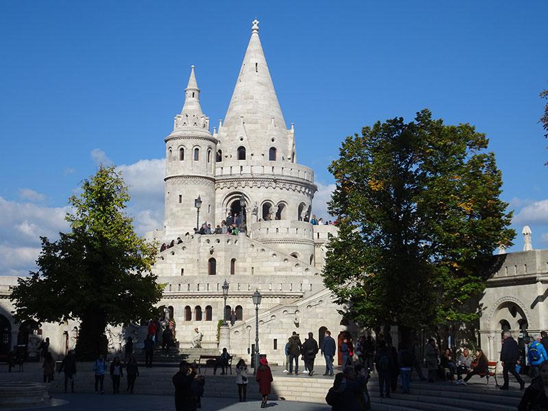 Budapest_View_Fishermans_Bastion
