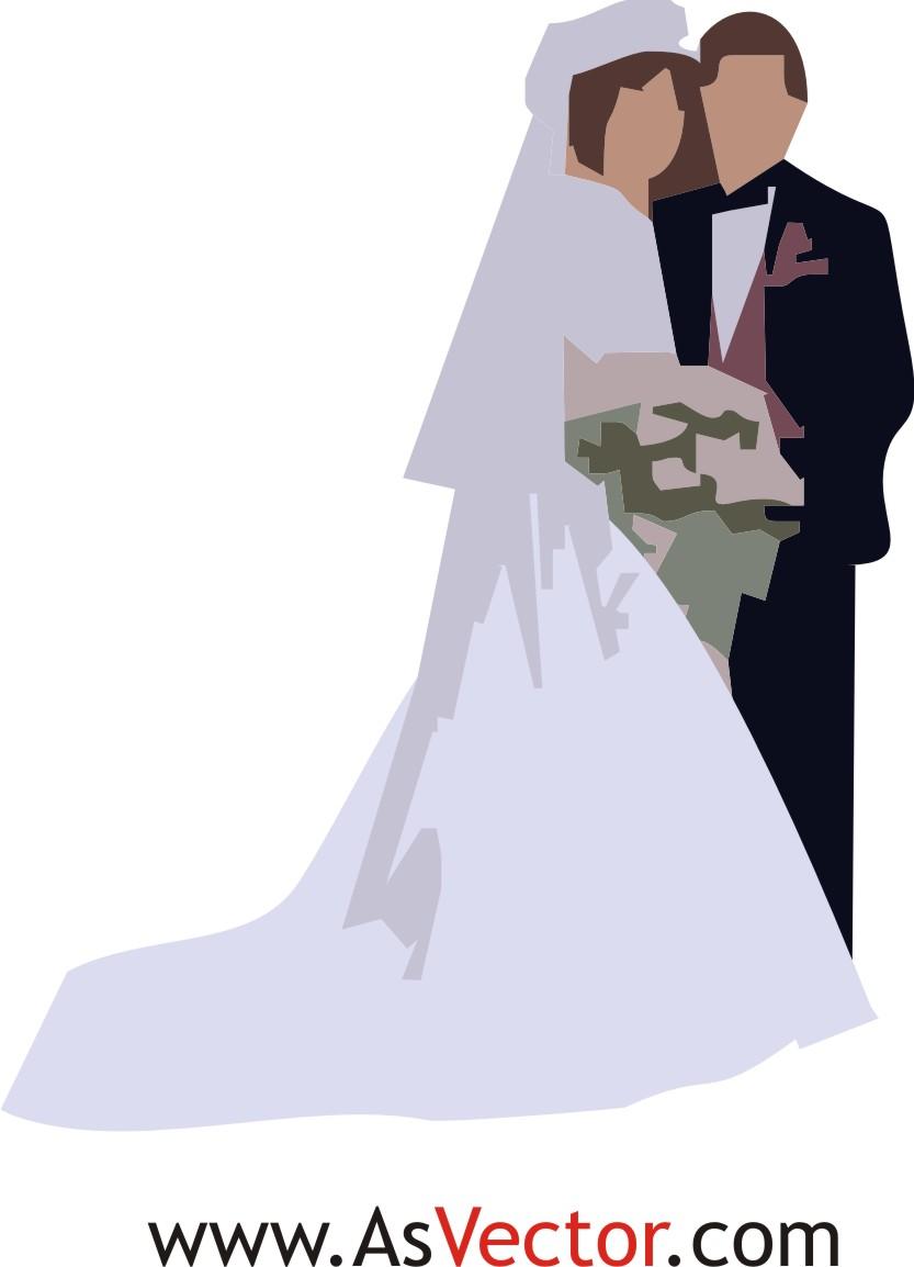 free christian wedding clipart - photo #47