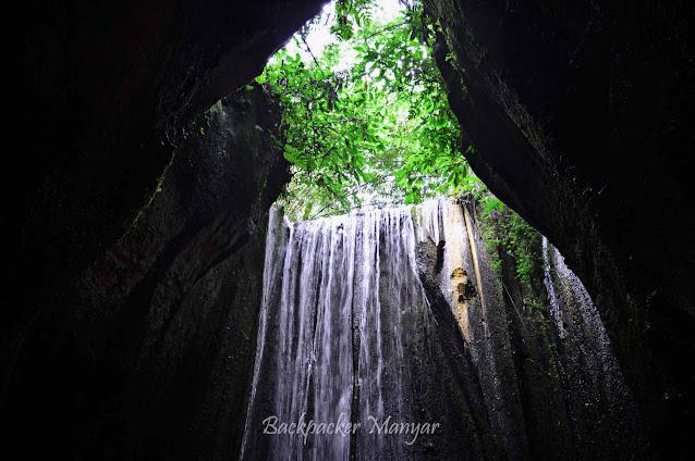 Air Terjun Tukad Cepung Bali