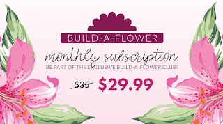 Build-A-Flower Monthly Subscription