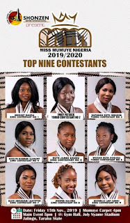 Voting Has Commenced For Miss Mumuye 2019/2020