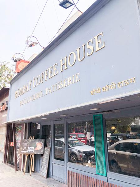 bombay coffee house bandra mumbai photo