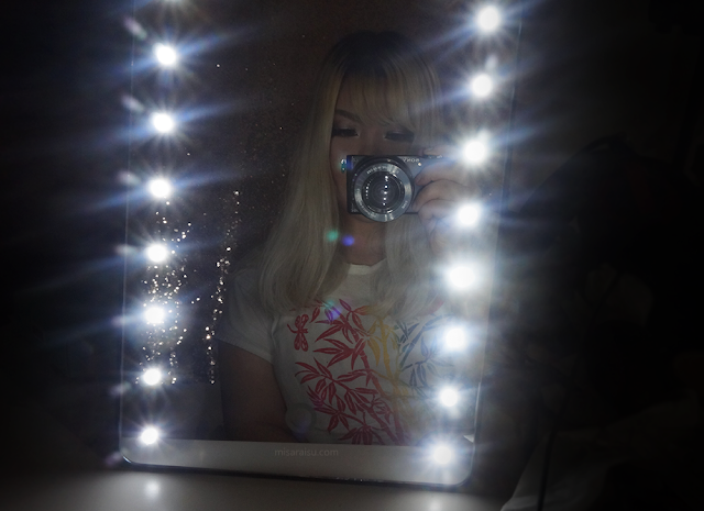 led mirror review misaraisu