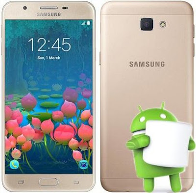 Root Samsung Galaxy J5 Prime Duos SM-G570FD 6.0.1 Marshmallow and Install TWRP Recovery