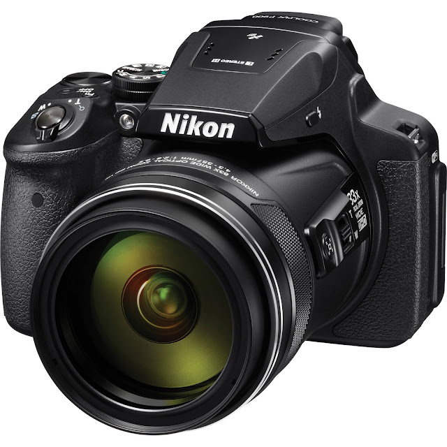 Nikon Coolpix P900 Firmware Installer