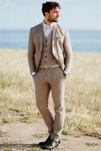 Groom Wedding Tuxedo