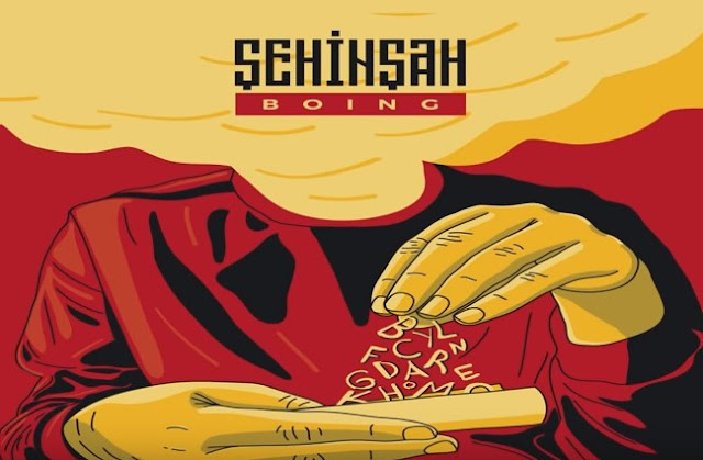 Şehinşah Boing Şarkı Sözü