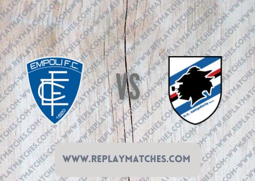Empoli vs Sampdoria Highlights 19 September 2021
