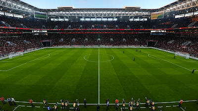 PES 2020 Stadium Philips Stadion Mock-Up
