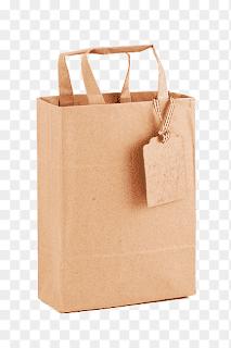 paper bag size