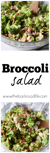 Broccoli Salad Pinterest