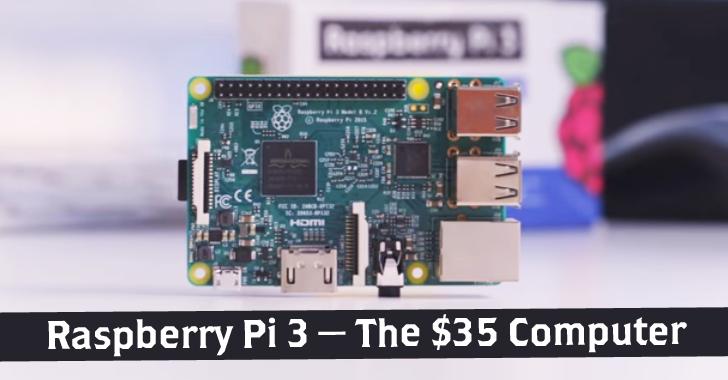 raspberry-pi-3-microcomputer