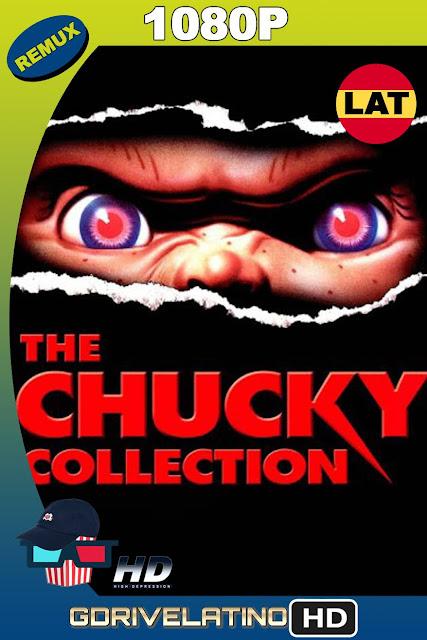 Chucky (1988-2019) Colección BDRemux 1080p Latino-Ingles MKV