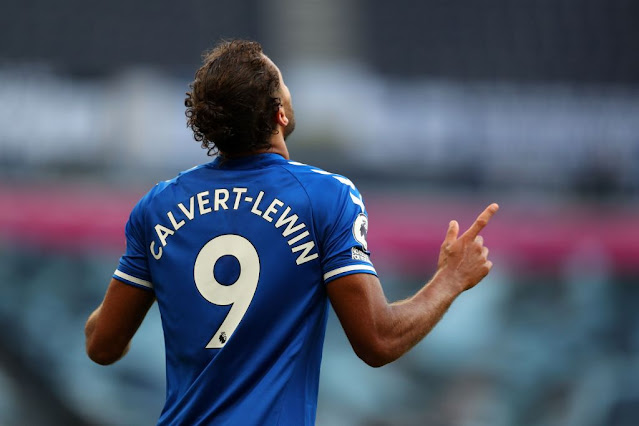 It's my dream to play for England - Dominic Calvert-Lewin
