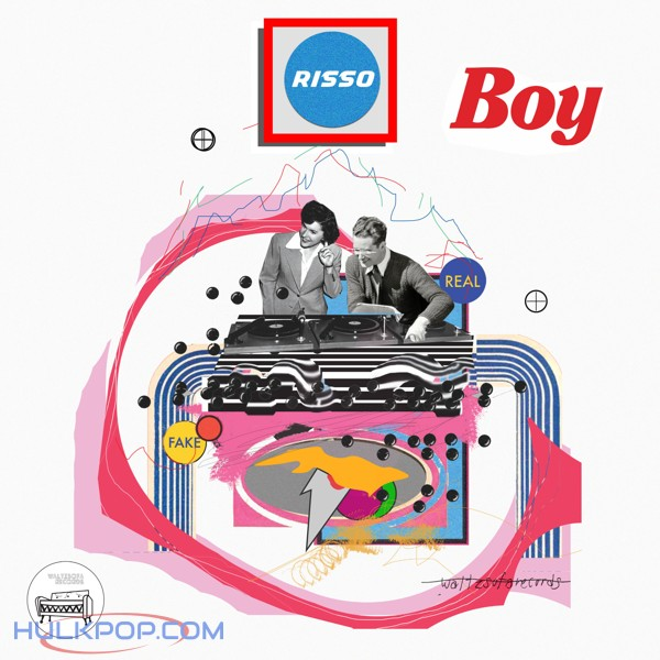 Risso – Boy – Single