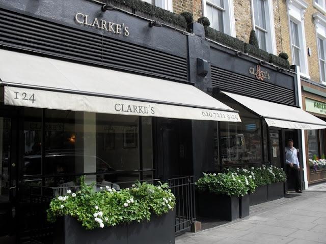 Clarke's em Londres