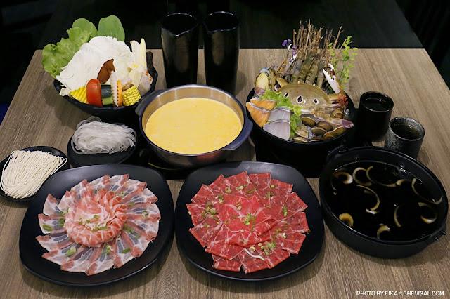MG 4367 - 熱血採訪│海鮮控和肉肉控都瘋狂!就算痛風也要來吃拾鑶私藏鍋物,還有商業午餐只要188元起!