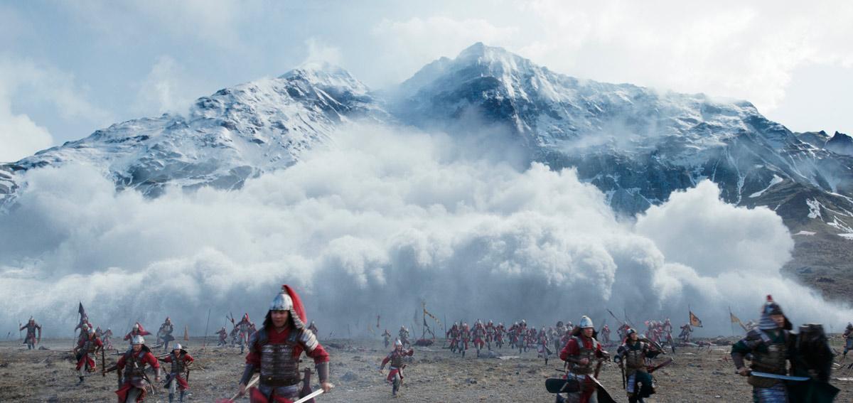 Mulan - película Disney 2020