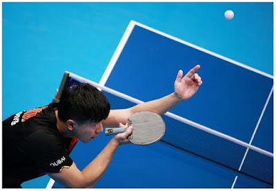 Teknik dasar permainan tenis meja