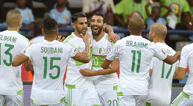 الجزائر vs زامبيا