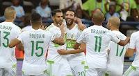 فوز كاسح لمنتخب الجزائر على منتخب زامبيا بخماسية في تصفيات كأس أمم أفريقيا