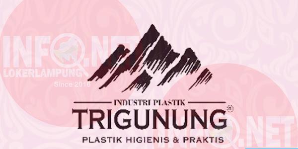 Loker Lampung PT. Tri Gunung Padutama