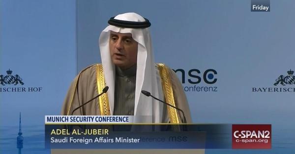 Menlu Arab Saudi Patahkan Pendapat Islam Agama Teroris