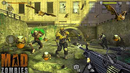 Mad Zombies Mod Apk For Android